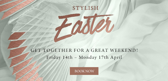 Stylish Easter at The Apple Tree - Book now