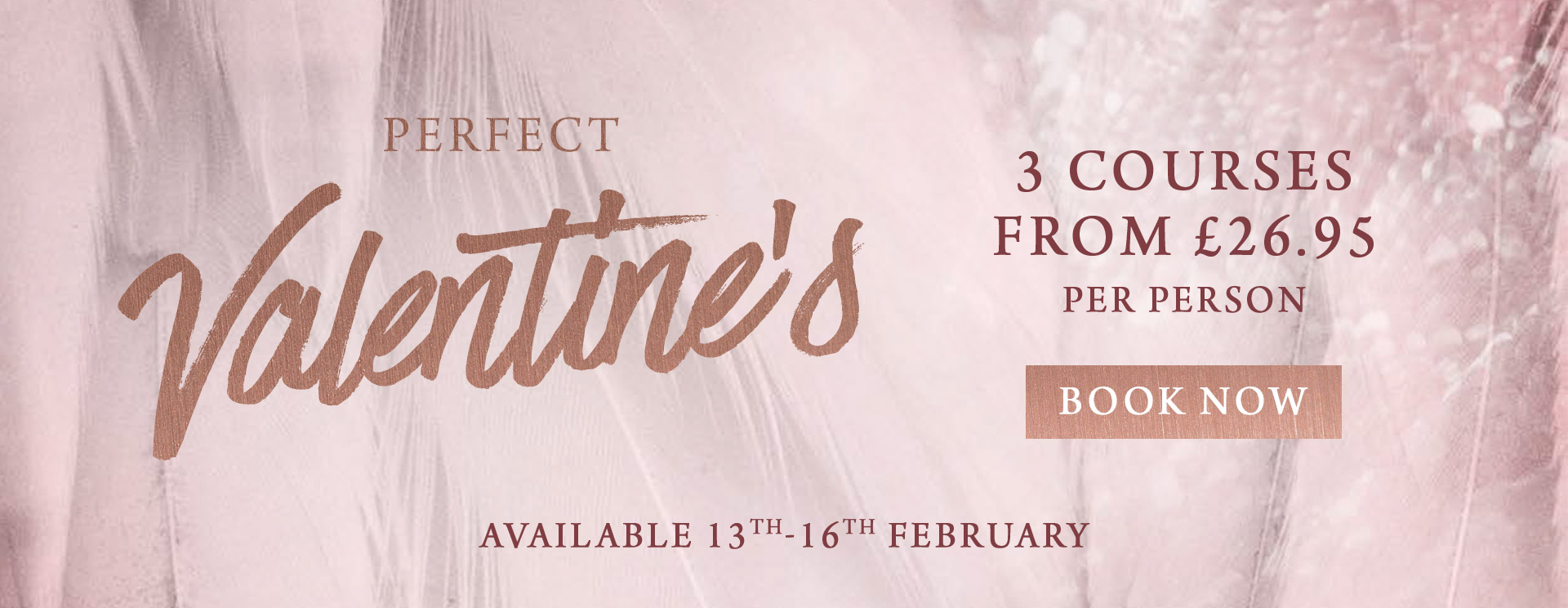 Valentines at The Apple Tree